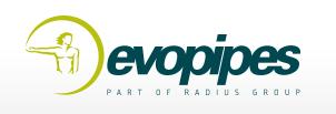 PE ir PP vamzdžių gamintojas Evopipes